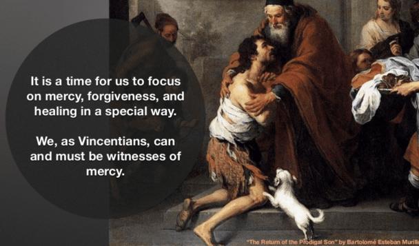Vincentian mercy
