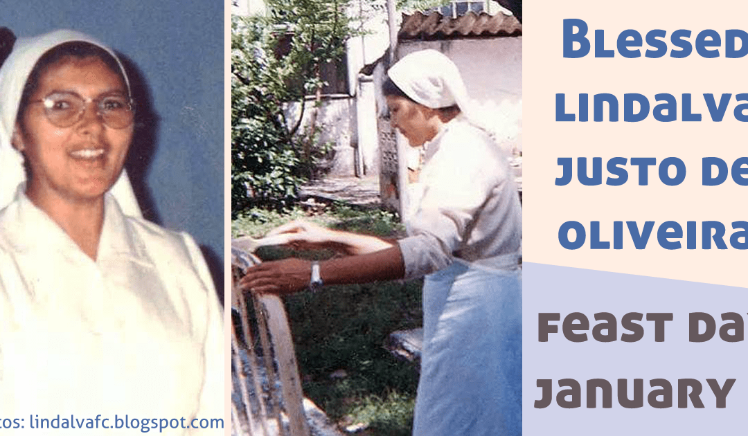 January 7: Feast of Blessed Lindalva Justo de Oliveira