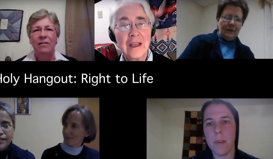 Holy Hangout – Life issues