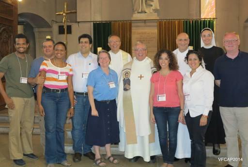 Croatian Vincentian Family meets in Luzinca