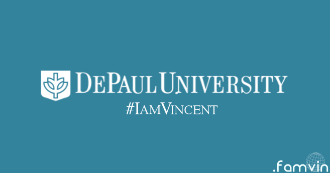 I hate using the word client 'cause #IamVincent @DePaulMission