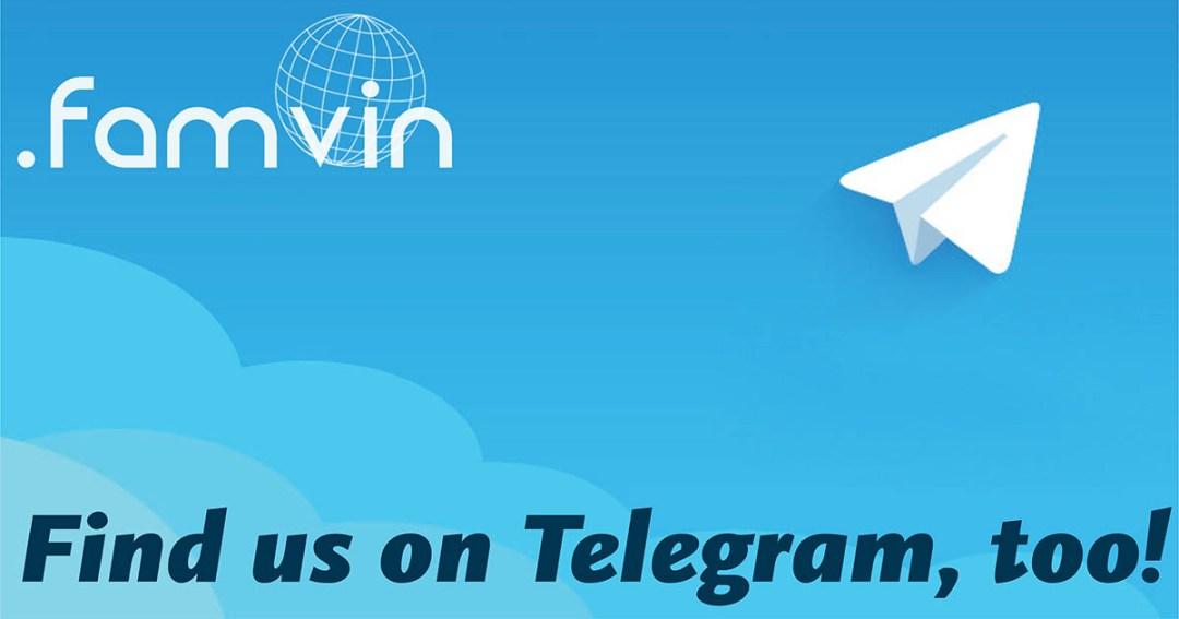 famvin-Telegram