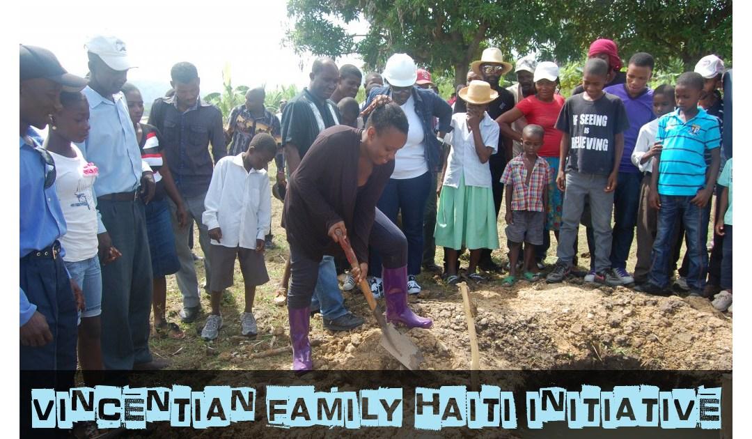 Vincentian Family Haiti Initiative 2015 Update