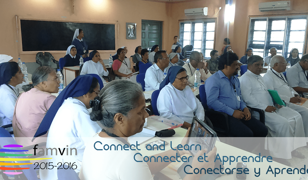 Vincentian Family in India: Connect and Learn!