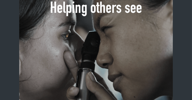 See the Lord Eyecare Ministry Helps 200 People