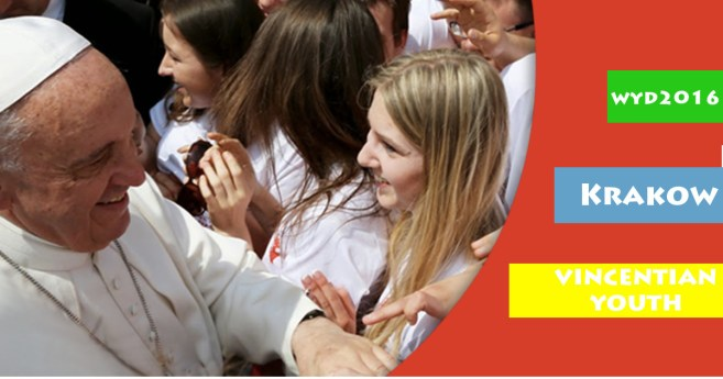Vincentian Youth at WYD2016: A Gallery