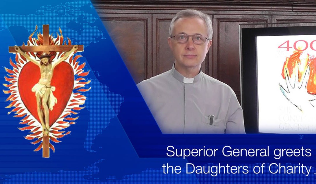 Greetings from the Superior General to the Daughters of Charity