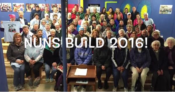 Nuns Build 2016 – New Orleans