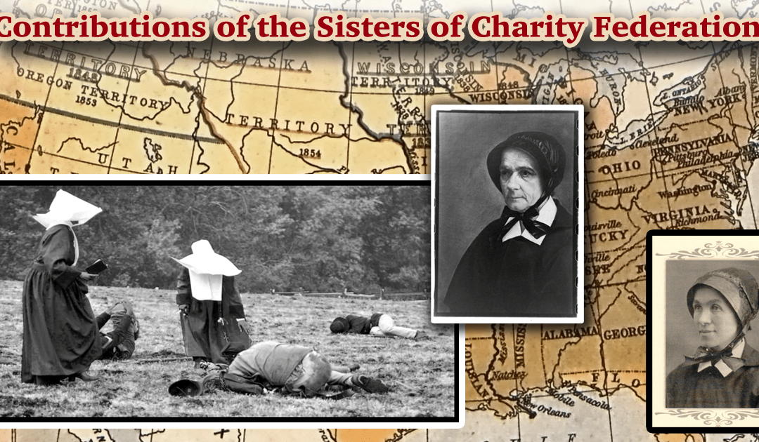 Contributions of the Sisters of Charity Federation