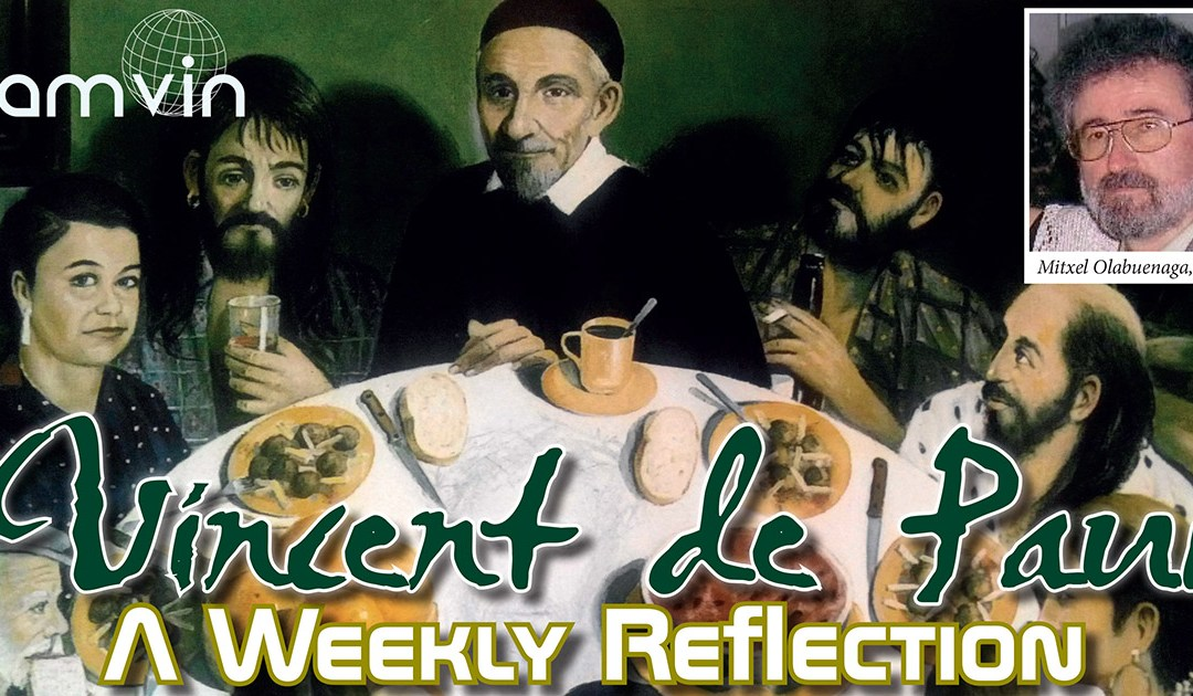 Simplicity and Humility in our Preaching and in our Life • A Weekly Reflection with Vincent