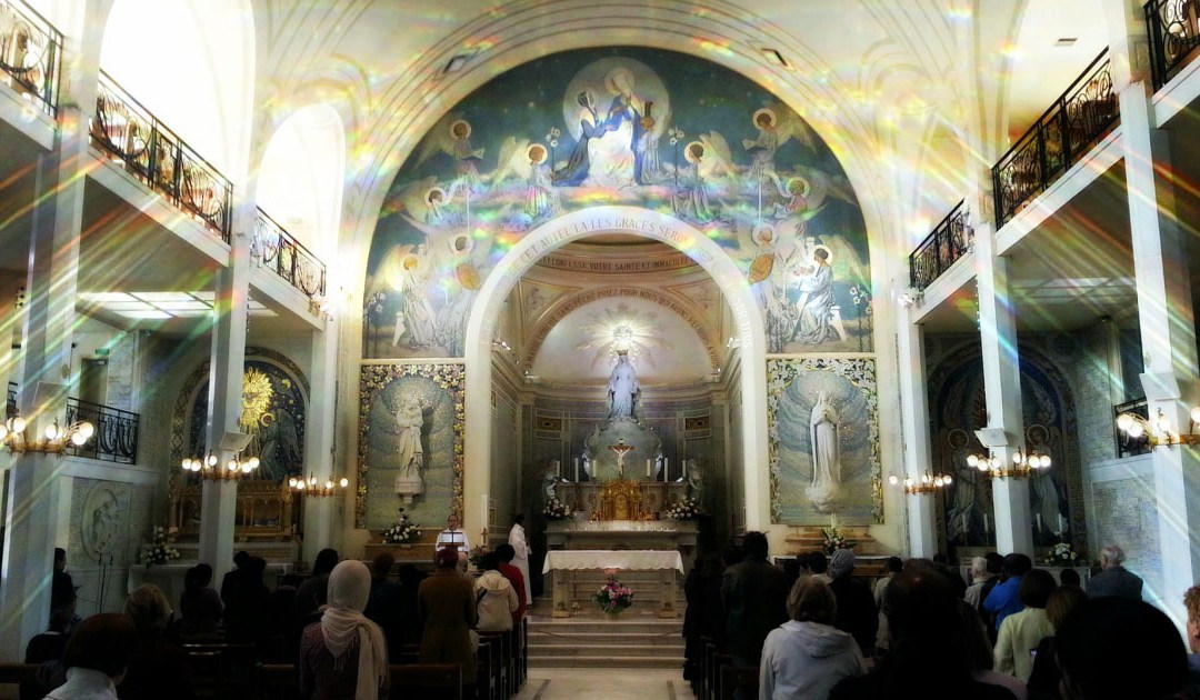 The Prayer That Led Us To Visit Families • Tales of the Miraculous Virgin