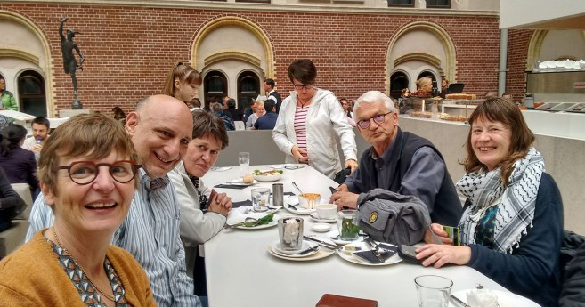 Vincentian Office Visit to the Netherlands