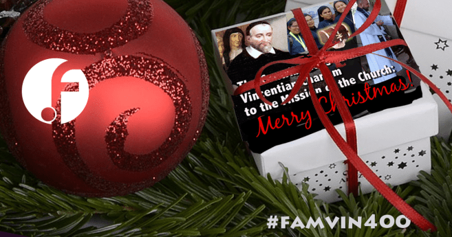#famvin400: A Gift for You!