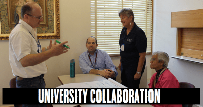 Universities Collaborate to Develop Formation Program
