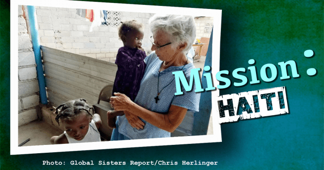 'Accompaniment' Spiritually Underpins Sisters' Missions in Haiti