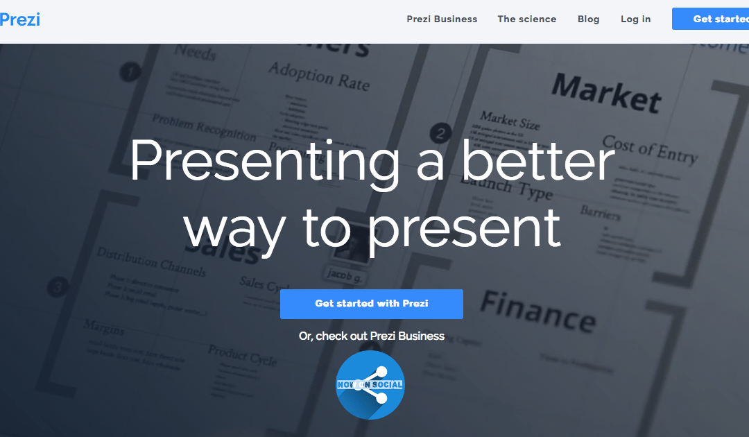 Prezi: A Change has Come