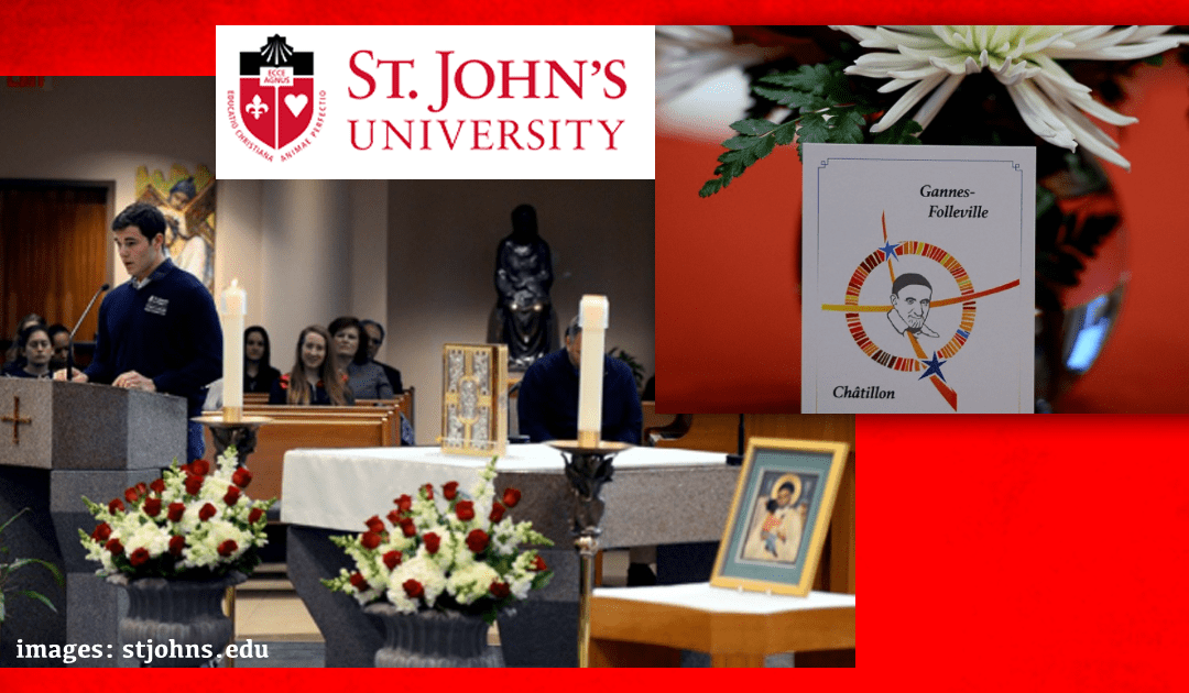 St. John's Celebrates 400th Anniversary of Vincentian Charism