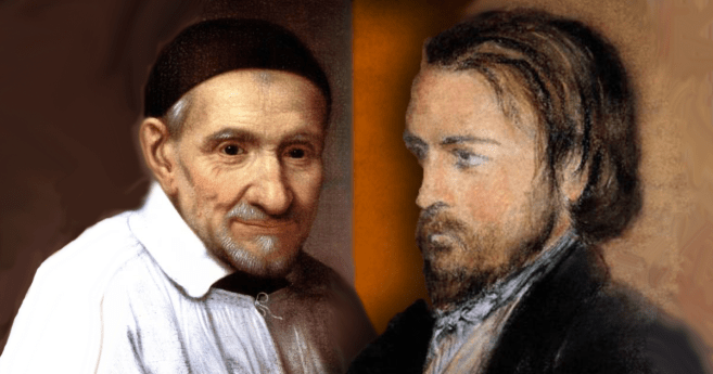 Vincent and Frederic: So Different, So Similar