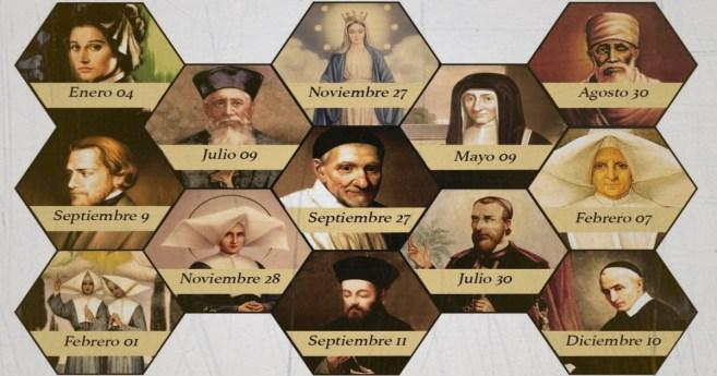 Revision of the Vincentian Liturgical Calendar