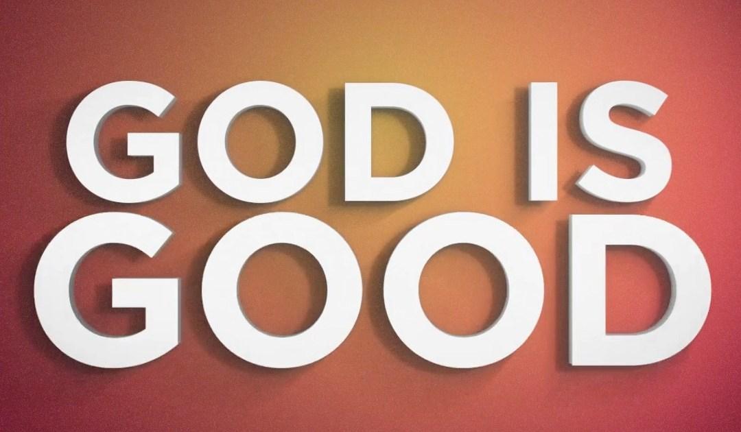 God is Good #IamVincent
