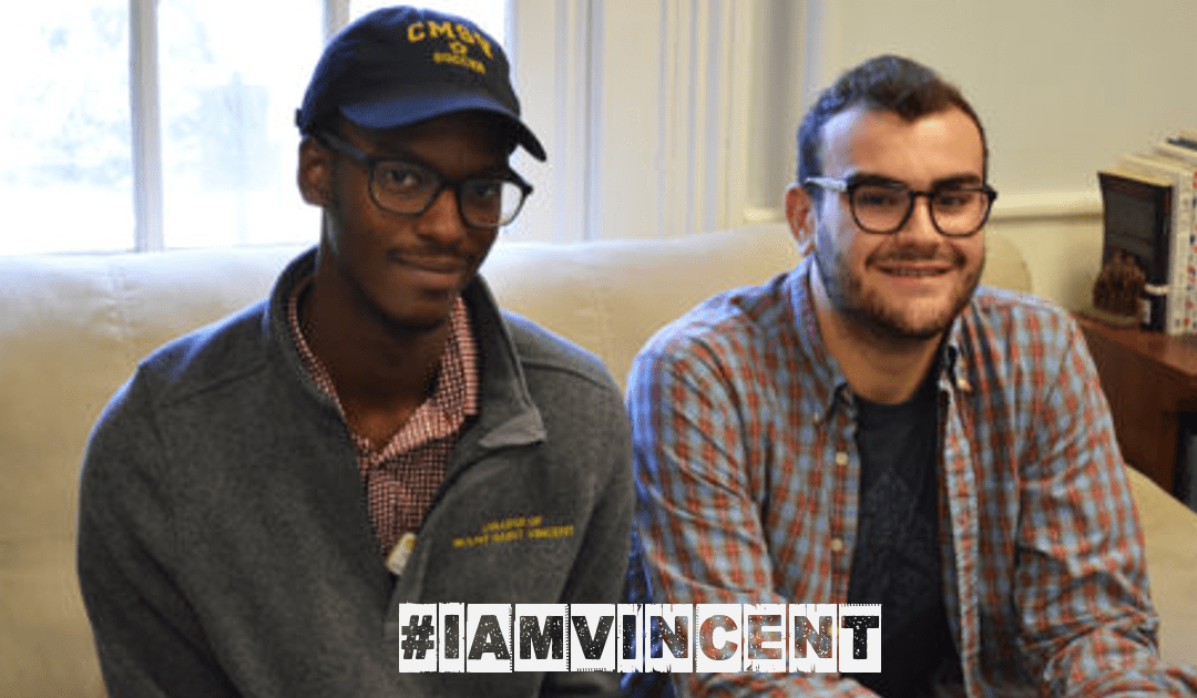 Mount Students Bring Spirit of Service to Ethiopia #IAmVincent