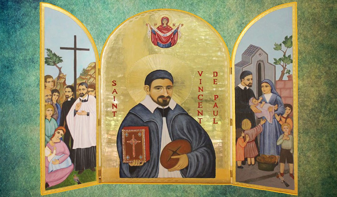 Icon of the Charism: Divided by History, United by Charity