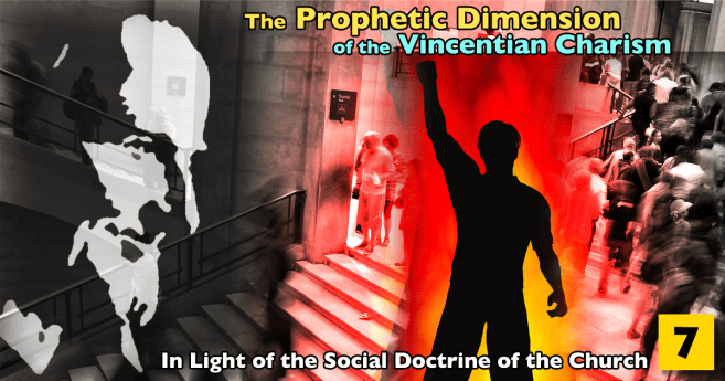 "The Prophetic Dimension of the Vincentian Charism • Part 7 • ""Human Promotion"" and ""Integral Development""  #famvin400"