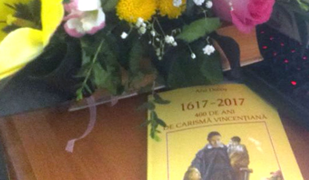 """""""400 Years of Vincentian Charism"""" Book Published in Romania #famvin400"""