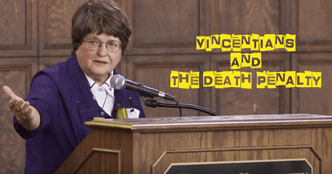 Elimination of the Death Penalty: A Vincentian Issue