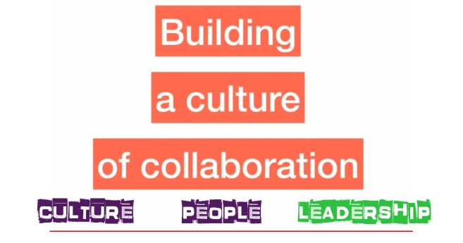 Collaboration #3: Leadership #IamVincent
