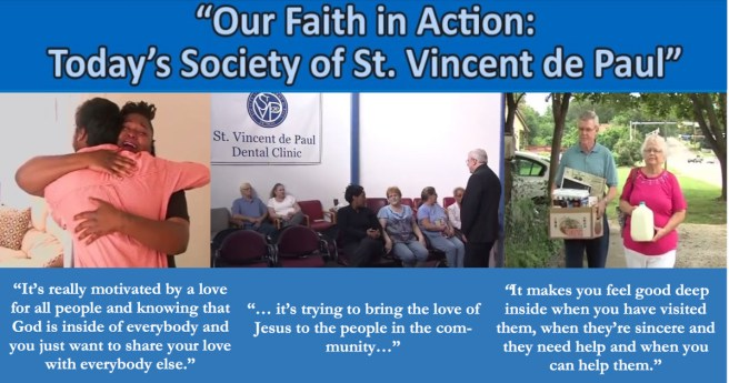 New Society of St. Vincent de Paul Television Series Premieres March 4 on EWTN