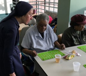 Supporting elderly in Delaware, USA 2016