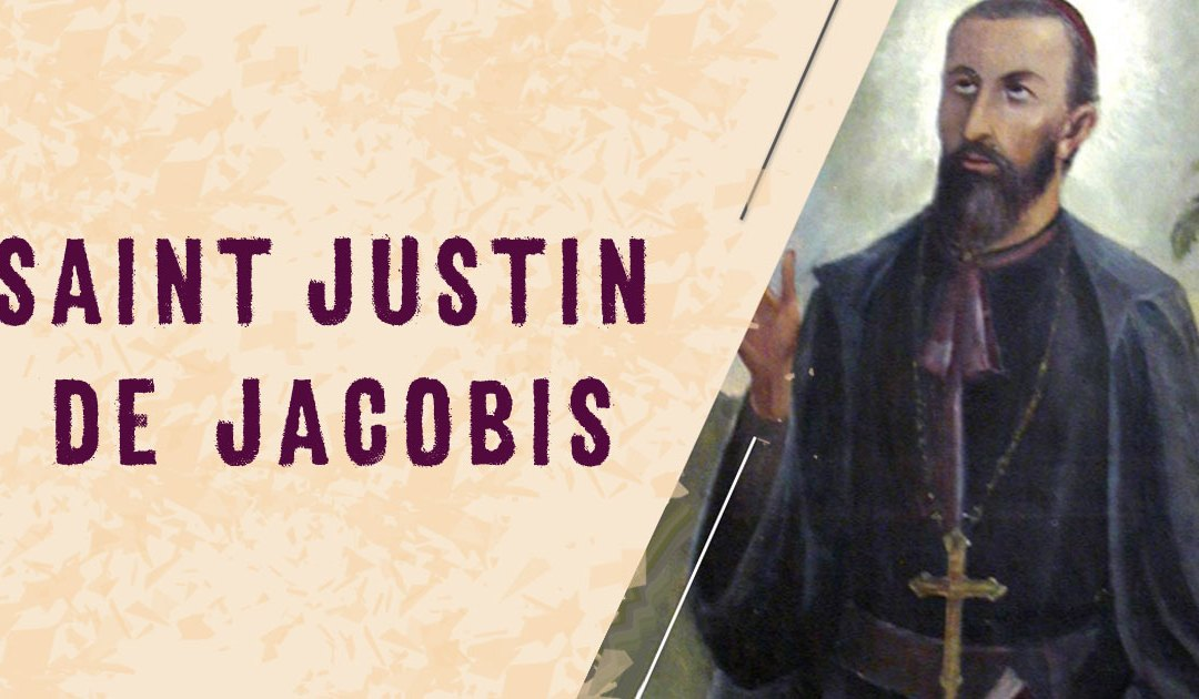 July 31: Feast of St. Justin de Jacobis, C.M.
