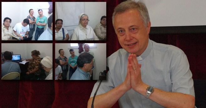 FAVISAL: Dialogue with Fr. Tomaž Mavrič, CM, 24th Successor of St. Vincent