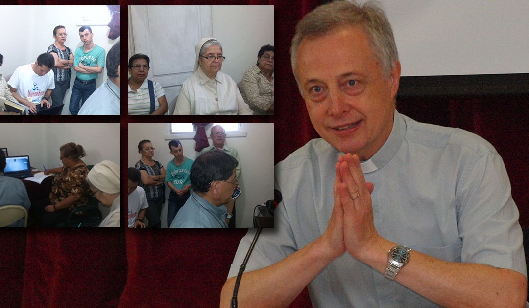 FAVISAL: Dialogue with Fr. Tomaž Mavrič, CM, 24th Successor of St. Vincent