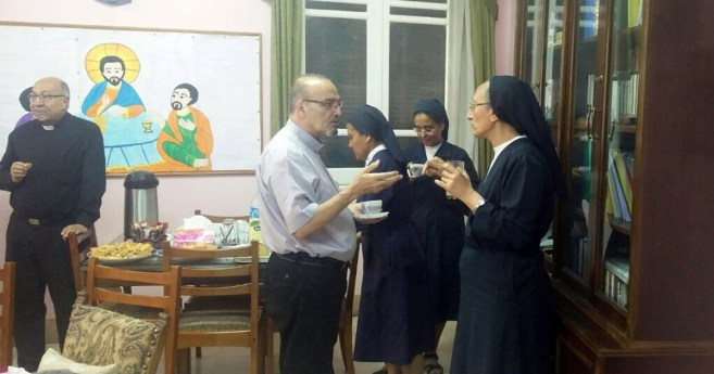 Meeting of the National Council of the Vincentian Family in Egypt