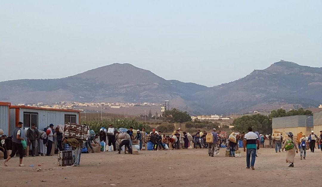 Towards the Peripheries of Life (6): Nador (Morocco)