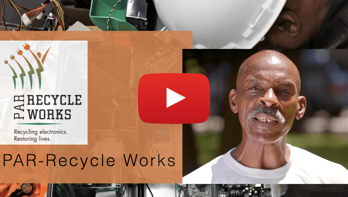 Incarcerated for 42 years - A PAR-Recycle Works story