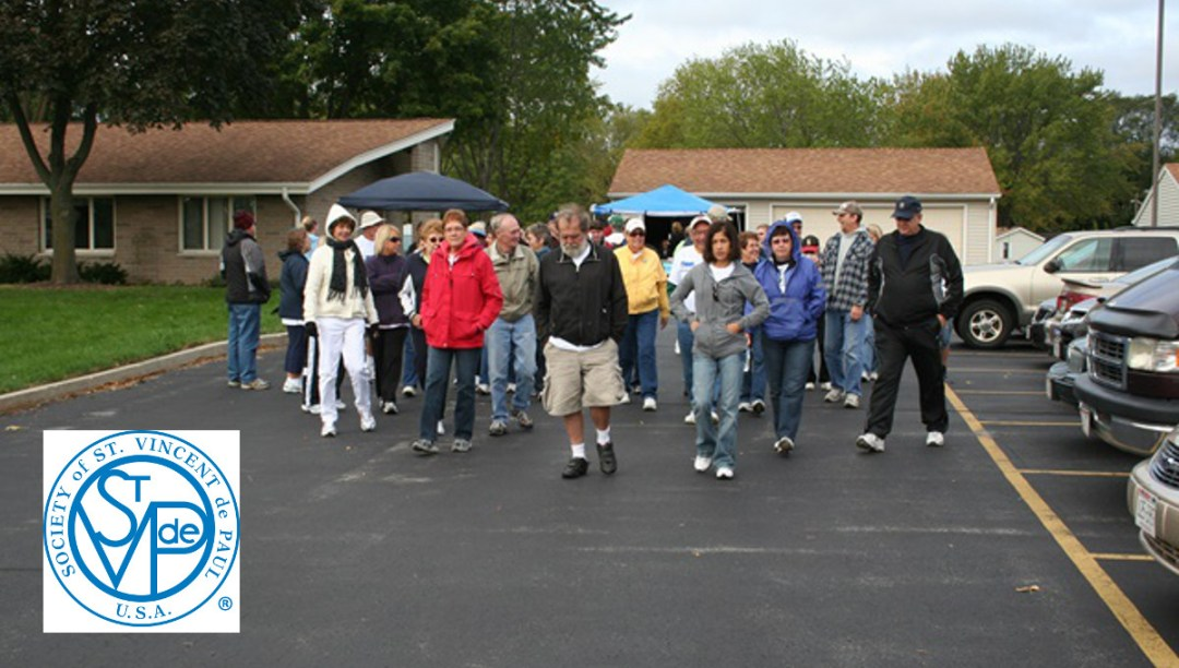 SVDP Walk for the Poor