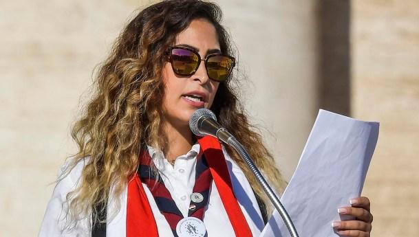 Aida Baladi: testimony of a Vincentian at Symposium 2017