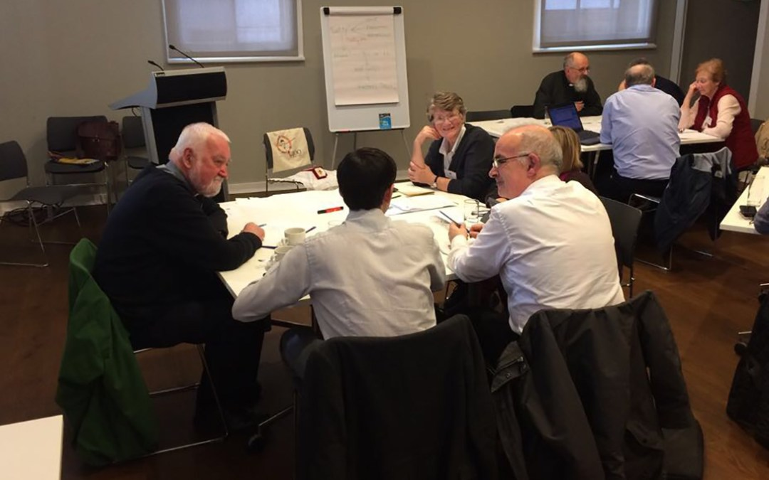 Vincentians in Partnership Review Meeting