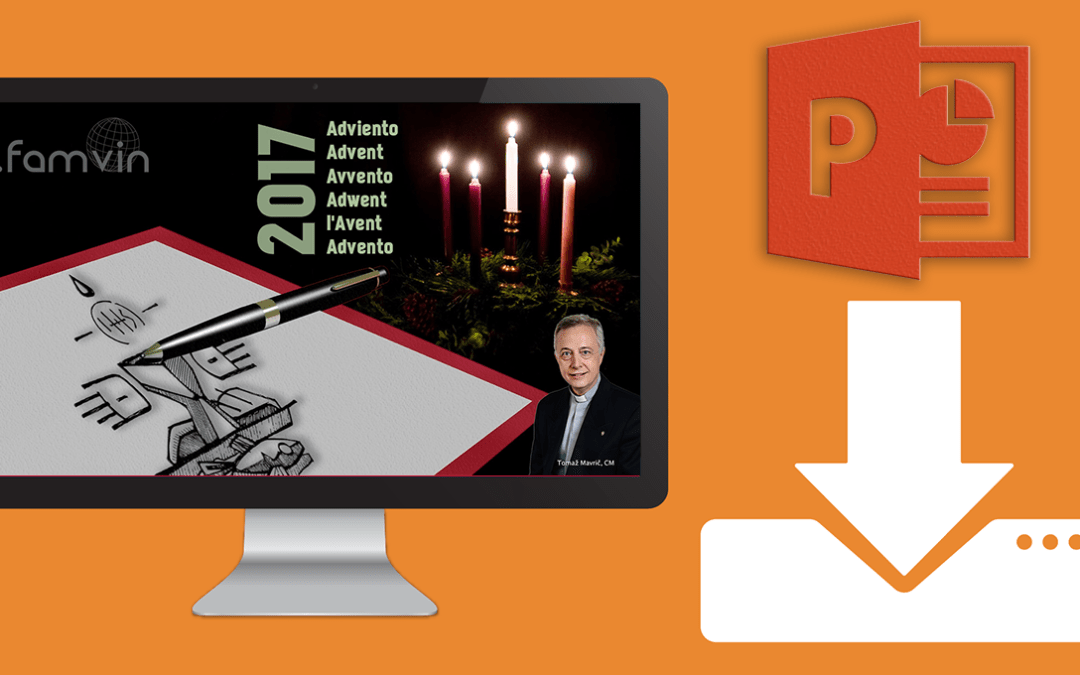 PowerPoint on the Advent letter by Father Tomaž Mavrič, CM