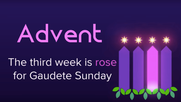 Advent in Two Minutes