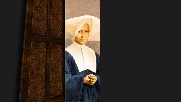 The Solitude of St. Catherine Labouré