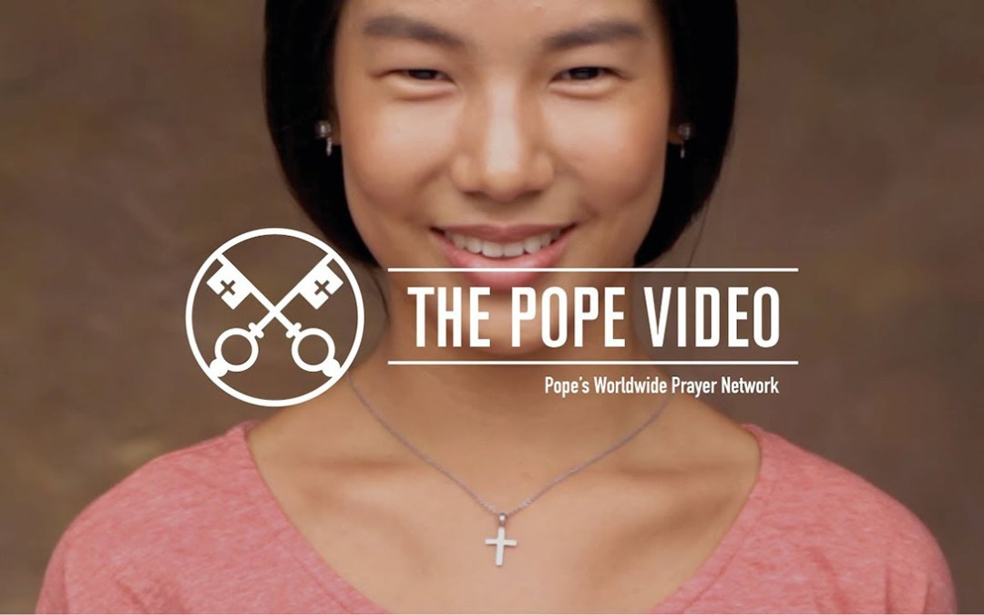 The Pope Video • To Witness to the Gospel in Asia – November 2017