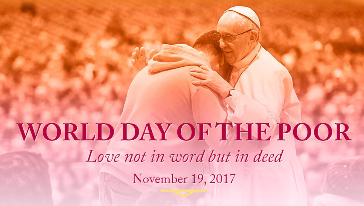 The Vincentians and the World Day of the Poor