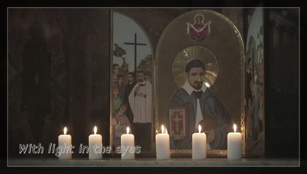 Icon of Charity: With Light in the Eyes • A Video from Fr. Tomaz Mavrič, CM