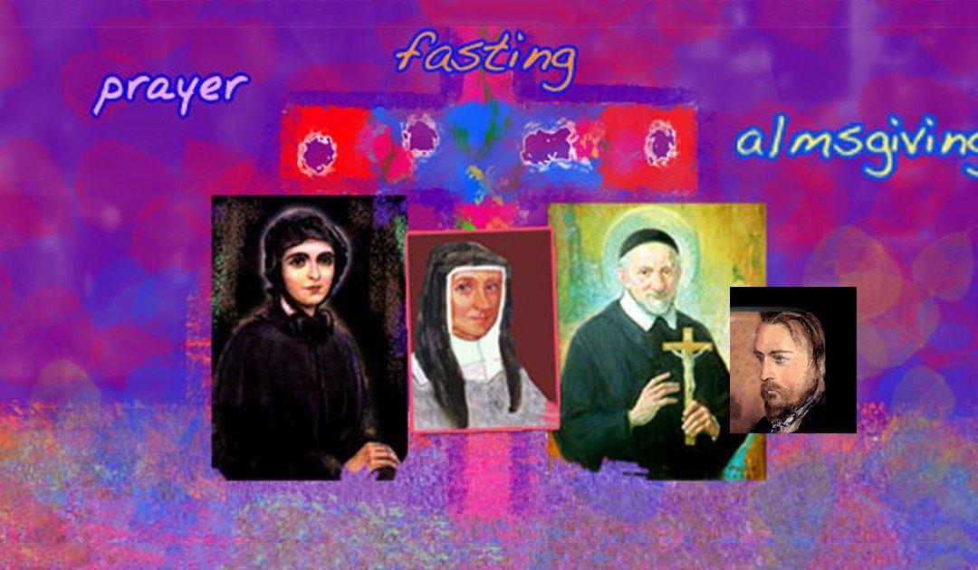 Archive of Lenten Resources for Vincentians
