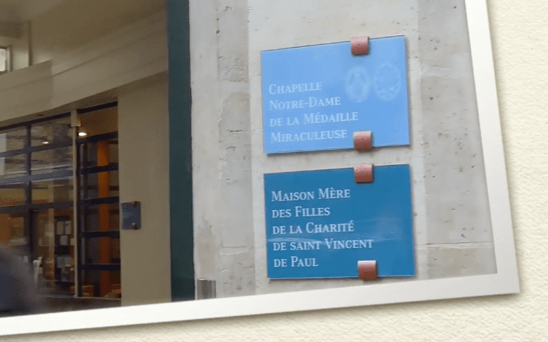 Take a tour of the Chapel of Our Lady of the Miraculous Medal (rue du Bac)