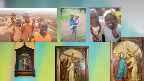 Stations of the Cross by Vincentian Lay Missionaries